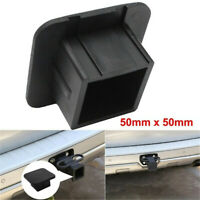 """2"""" Trailer Hitch Receiver Cover Plug Cap for Toyota Mercedes Ford GMC Truck Jeep"""