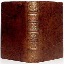 traité de mécanique, Philippe de la ALQUILER, 1695 1º EDICIÓN Math Ingeniería