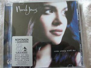 Norah Jones : Come Away With Me CD (2002) SUPER SOUND CD-14 GREAT TRACKS-SUPERB