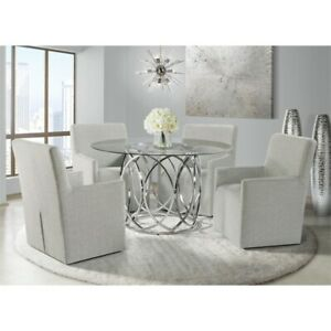 Polyester Dining Furniture Sets For Sale In Stock Ebay