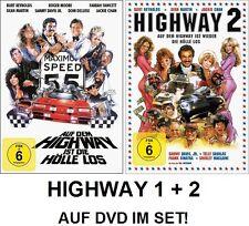Auf dem Highway ist (wieder) die Hölle los, TEIL 1+2 IM SET auf DVD NEU + OVP!