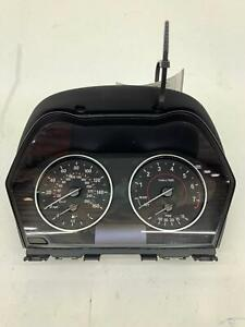 2015 - 2016 BMW M235I F22 COUPE SPEEDOMETER INSTRUMENT CLUSTER 90K 62106805196