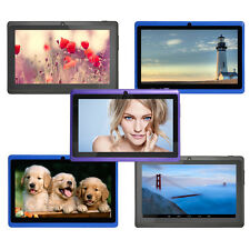 "7"" Inch Android 4.4 Quad Core Wifi 8GB Dual Camera Allwinner A33 Tablet PC Gifts"