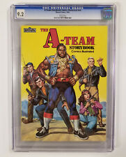 A-Team Storybook Comics Illustrated #nn (CGC 9.2! A-Team Baby!!)