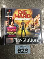 Sony Playstation Game Die Hard Trilogy 2