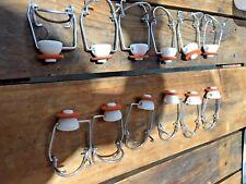12 x Swing top for Grolsch style or other flip top bottles , Bottle Top Capper