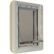 Perfect Pet All Weather Pet Doors in Small, Medium, X-Large, or Super Large Size