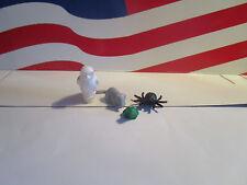 Lego Harry Potter THE 4 ANIMALS OWL/FROG/RAT/SPIDER HOGWARTS EXPRESS Set 4708