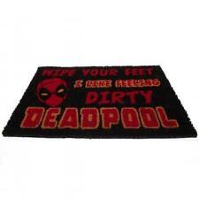 Deadpool Doormat Dirty Wipe Your Feet Official Merchandise