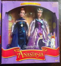 Anastasia & Empress Marie Gift Set Keys to the Past Galoob-Rare