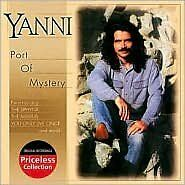 YANNI : PORT OF MYSTERY (CD) sealed