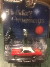 Greenlight  Holiday Ornaments Series 2 1968 Plymouth GTX