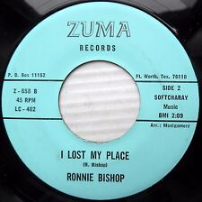 RONNIE BISHOP popcorn on ZUMA 45 I LOST MY PLACE THE CARPENTER'S SON JR535