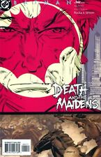 BATMAN: DEATH AND THE MAIDENS #4 (2004) DC COMICS