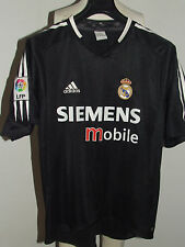MAGLIA CALCIO SHIRT TRIKOT MAILLOT CAMISETA SPORT REAL MADRID AWAY tg. M