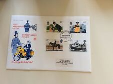 Post Office First Day Cover 150th Anniversary of the Metropolitan Police