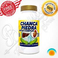 CHANCA PIEDRA 1000 mg EXTRACT 60 Capsules Kidney Stone Breaker Liver Detox Pills
