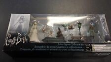 Tim Burton's Corpse Bride Series 2 Mini Figure Set - Mcfarlane Toys  RARE!!