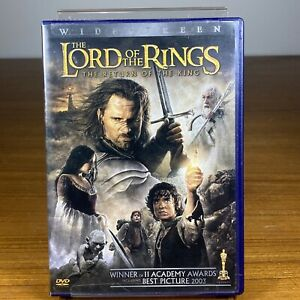 The Lord Of The Rings - The Return Of The King   Widescreen   Free Shipping