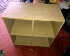 Good Oak wood Square Unit used