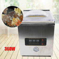 Automatic Packaging Chamber Digital Vacuum Packing Sealing Machine Sealer 360W