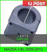 Fits MAZDA 3 BL 2009-2013 - Rear Stabilizer Bush 25mm Sway Bar