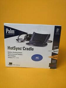 Palm Hotsync Cradle pc with Charger 10126U Fast Free Shipping - New Sealed