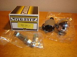 """Vintage """"Soubitez"""" - Fork Mount Generator Light - """"NOS"""""""