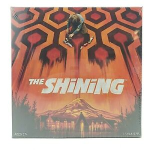 The Shining Board Game SEALED UNOPENED FREE SHIPPING