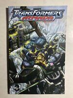 TRANSFORMERS volume 3 Armada (2009) IDW Comics TPB 1st FINE-