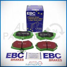 EBC Sportbremse Greenstuff Bremsbeläge vorne DP2841/2 für VW Golf II 1.8 GTI G60