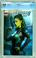 Guardians of the Galaxy #1 Comic Mint Shannon Maer Exclusive - CBCS 9.8!