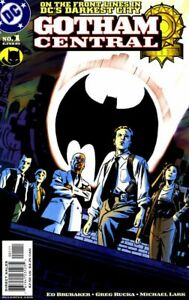 Gotham Central (2003 - 2006) - Assorted Issues and Prices