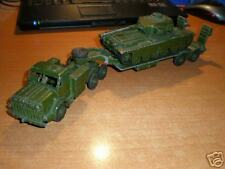 Dinky #660 + #651 Tank transporter + Centurion Tank