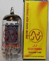 JJ Electronic preamp tubes,ECC802S, best long plate ECC82, 12AU7, BRAND NEW