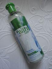 FAITH IN NATURE ORGANIC ROSEMARY STRENGTHENING CONDITIONER **HUGE 400ML** BN