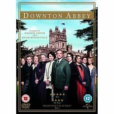 Downton Abbey - Series 4 - Complete (DVD 3-Disc Set, Box Set) NEW AND SEALED R2