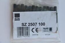 Rittal SZ 2507 100-Confezione da 5 (JOB LOTTO 7 CONFEZIONI) #S393