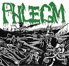 Phlegm-consumed by the Dead, 1988-1991 (USA), 2cd (Death Metal, Autopsy)