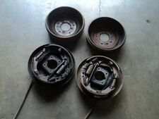Holden Hq Hj Hx Hz Wb rear drum brakes complete with hand brake cable (pair)