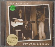 JOHN PHILLIPS - pay pack and follow CD