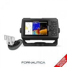GARMIN STRIKER PLUS 5CV GPS+FISHFINDER COMBO + TRASDUTTORE 77/200 455/800 Khz