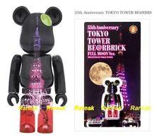 Medicom 2014 be@rbrick Tokyo Tower 100% Full Moon version bearbrick 1pc