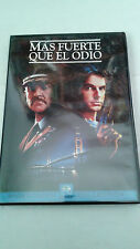 "DVD ""MAS FUERTE QUE EL ODIO"" PETER HYAMS SEAN CONNERY MARK HARMON"