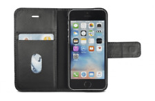 dbramante Copenhagen Leder Wallet - iPhone 5/5S/SE - Hunter