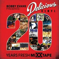 Bobby Evans Delicious Vinyl 20 Years Fresh CD MiXXtape New 52trks 2007