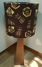 Doctor who - bbc - daleks - exterminate lamp - 2 available