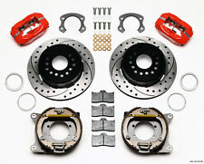 2005-2013 Ford Mustang Wilwood Forged Dynalite Rear Parking Brake Kit,Boss 302