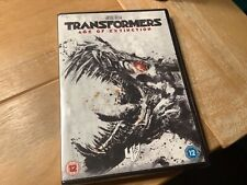 Transformers: Age Of Extinction (DVD) Mark Wahlberg- Brand New and Sealed