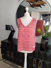 ODD MOLLY Bluse Tunika Shirt Top Rosa  Gr. 2 / M